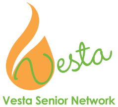 Vesta Senior Network Logo
